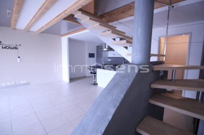 Duplex 2 chambres avec palce de parking