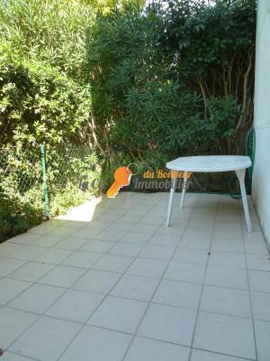 Joli T2 rdc avec terrasse-Joseph Aiguier