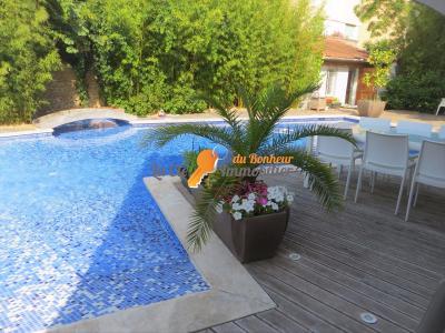 Maison exceptionnelle T8/9 - MICHELET  piscine garage dépendances