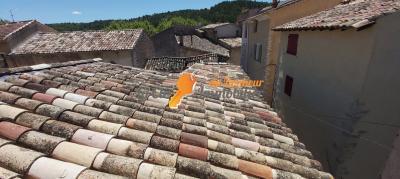 Riez.  Maison de village T4, 126 m² avec terrasse et garage