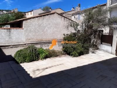 MAISON DE VILLAGE 65m2 3 PIECES - EXTERIEUR AVEC BELLE TERRASSE