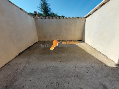 Maison de village T3/4 - Roumoules Garage Terrasse