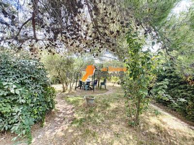 Vue: Jardin, Maison de Plain-Pied