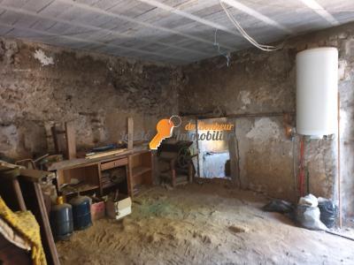 Grande maison de village T 3à Montagnac
