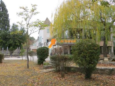 """Bastide """"Hôtel restaurant de charme"""" à Valensole"""